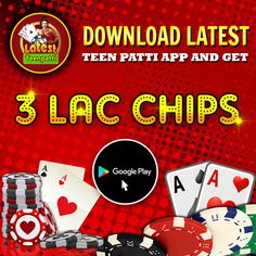 35 Best Teen Patti Chips images in 2018 | Chips, French Fries, Game app