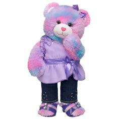 Classy Pink Bear