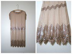 Hey, I found this really awesome Etsy listing at https://www.etsy.com/listing/191708011/sheer-rose-beaded-sequin-dress-great