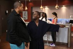 "Single Black Male: Duane Martin Moves in with Kevin Hart on the Winter Return of ""Real Husbands of Hollywood"""