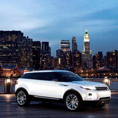 Land Rover sleek
