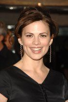 Hayley Atwell.....
