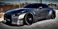 LB Performance Nissan GT-R by Liberty Walk