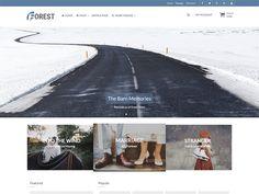 Forest Popular — Free WordPress Themes