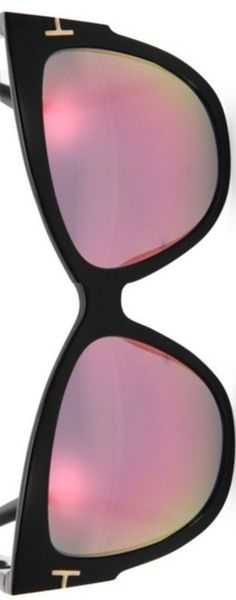 2dc2d5d0b02 Tom Ford Eyewear Anoushka 57MM Mirrored Cat s-Eye Sunglasses Tom Ford  Sunglasses
