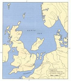 Doggerland Artifacts | Doggerland Map