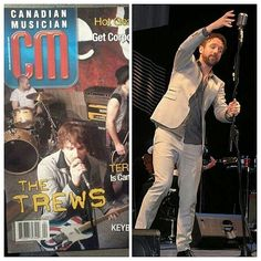 Wanna win this copy of Canadian Musician magazine from 2008? Caption this photo of Colin of the Trews (taken by us) from Picton, ON, this year. Contest runs from now till Friday, April 1st at 8:00 pm, on our Facebook, Twitter, Instagram, and Pinterest accounts. One winner will be chosen from all entries submitted on all platforms. Have fun!