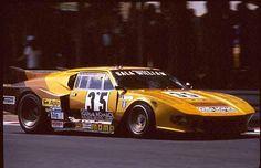 1979 De Tomaso Pantera Group5 Le Mans 1979