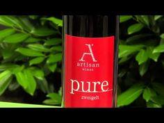 Artisan Pure Zweigelt Wines, Artisan, Pure Products, Bottle, Flask, Craftsman, Jars