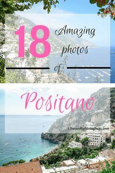 18 amazing photos of Positano, Italy