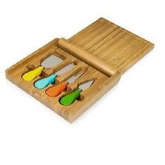 Carnaval Cheese Board & Tools Set - Buy Carnaval Cheese Board & Tools Set,Bamboo Cheese Board,Bamboo Cheese Board Product on Alibaba.com Monogram Coasters, Slate Coasters, Cheese Cutting Board, Bamboo Cutting Board, Pina Colada Glass, Personalized Cheese Board, Bamboo Construction, Gifts For Wine Lovers, Tool Set
