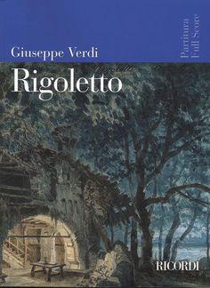 Verdi: Rigoletto - Full Score. £24.95