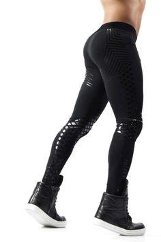 Black Power Leggings