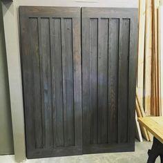 Board & Batten Door