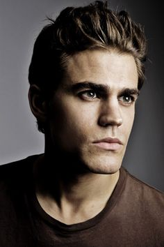 Paul Wesley:) so addicted to this show! Thank you Netflix!