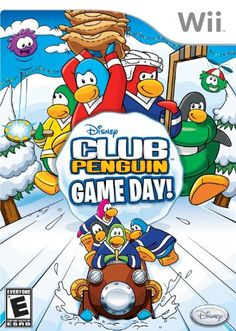 Club Penguin Game Day -- For more information, visit image link. Note:It is Affiliate Link to Amazon. #KidGamesForSale