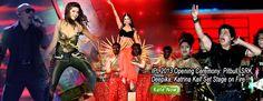 IPL 2013 Opening Ceremony: Pitbull, SRK, Deepika, Katrina Kaif Set Stage on Fire ...