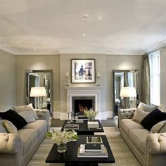 modern elegant living room designs accent wall in ideas 126 best rooms images creative symmetry google grey formal home