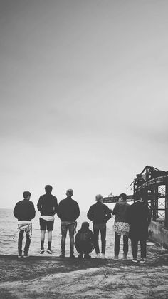 Kpop 4ever — For those who need a BTS wallpaper