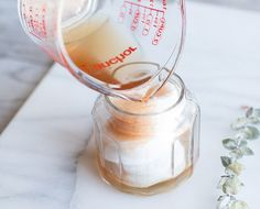 DIY ROSE + WITCH HAZEL FACE WIPES FOR POST-WORKOUT