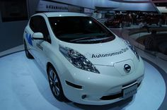 Autonomous Drive may debut in the U.S. in 2020 #Nissan #InnovationThatExcites #AutonomousDrive