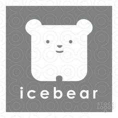 Logo Icebear. Designer: maya27
