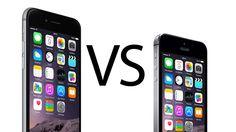 Forskellen på iPhone 5S og iPhone 6 – Hvilken skal man vælge?
