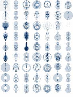 Martin Wattenberg: Shape of Song Sacred Geometry <3