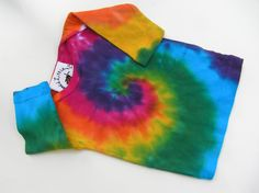 BABY Tie Dye LAP T SHIRT long sleeve baby 3 months