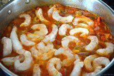 Γαρίδες σαγανάκι με φέτα | Συνταγές - Sintayes.gr Feta, Shrimp
