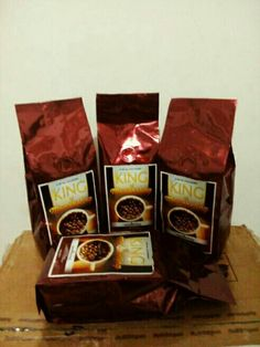 King of Mandheling Arabica Coffee @ 250 gram only IDR 85,000 roasted bean. Indonesia Speciality Coffee.