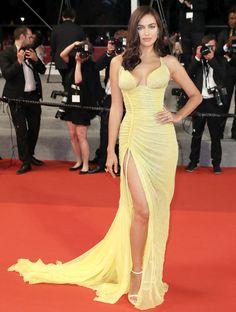 Irina Shayk at Cannes