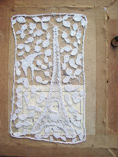 5 / 11 Anthropology Exhibition 2008 (via Susie Cowie: Lace ) pretty lace. What's not to love