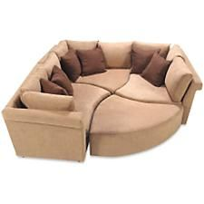 Have This Except Middle Piece Is Chocolate Love It Dream Sofas Couch My Dream Home