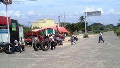 Sin acuerdos levantan bloqueo en Juchitán.