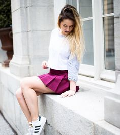 ✌️ Emma Verde, Youtubers, Tennis Skirts, Photos Tumblr, Fashion Mode, May 7th, Photo Instagram, Celebs, Celebrities