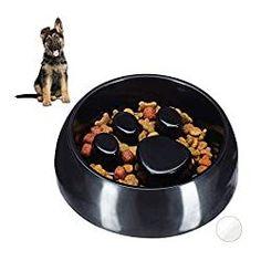 Ein Antischlingnapf, für Hunde die sehr schnell fressen und danach speien Dog Bowls, Products, Dog Care, Big Dogs, Dog Accessories, Brain, Gadget