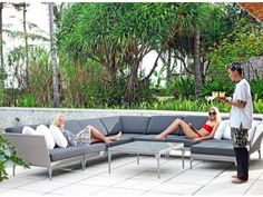 Designer garden furniture designer garden furniture full size of luxury outdoor furniture cape town contemporary modern . Contemporary Outdoor Chairs, Contemporary Garden Furniture, Modern Outdoor Living, Modern Patio, Modern Contemporary, Modern Garden Furniture, Modern Garden Design, Modern Landscaping, Layout
