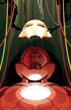 Iron Man by Frank Stockton