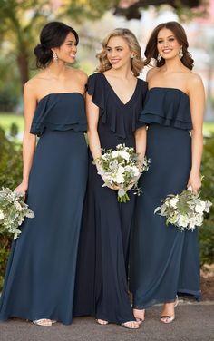 Sorella Vita Bidesmaid Dresses 2019 | | Hi Miss Puff #weddings #wedding #weddingcolors #weddingideas#beautiful #dresses #bridesmaid