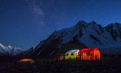 Impressive Photographs Of A Glacier In The Karakoram Region Of Pakistan