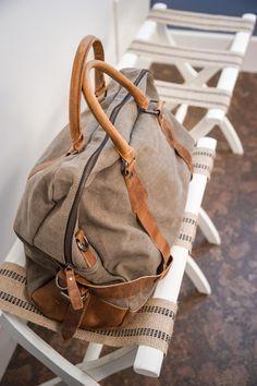 Luggage Racks in Blog Cabin's Guest Bedroom