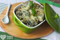 Zapekaná brokolica s jogurtom a bryndzou - Powered by @ultimaterecipe