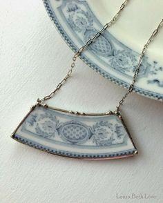 Dishfunctional Designs: New Broken China Jewelry In My Shop