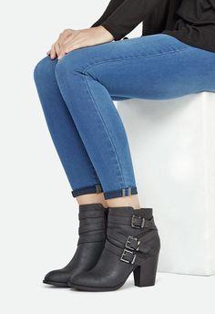 Grecia Schuhe in Schwarz - günstig kaufen bei JustFab