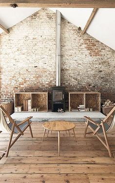 1000+ images about Wood & Brick Walls on Pinterest  Reclaimed Wood ...