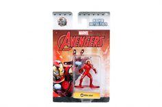 Marvel Avengers MV9 Iron Man Nano Metalfigs