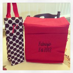 Great wedding gift from Thirty-One! Picnic Thermal & Perfect Bottle Thermal! emily.consultant@gmail.com