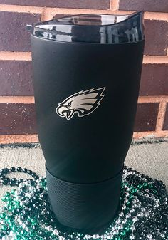 0fd559e3faf Philadelphia Eagles Powder Coated 30oz Ultra Green Stainless Steel Tumbler  - Take a sip and sport