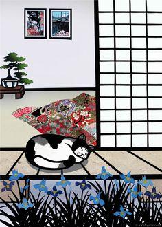 Cat Nap in May.jpg